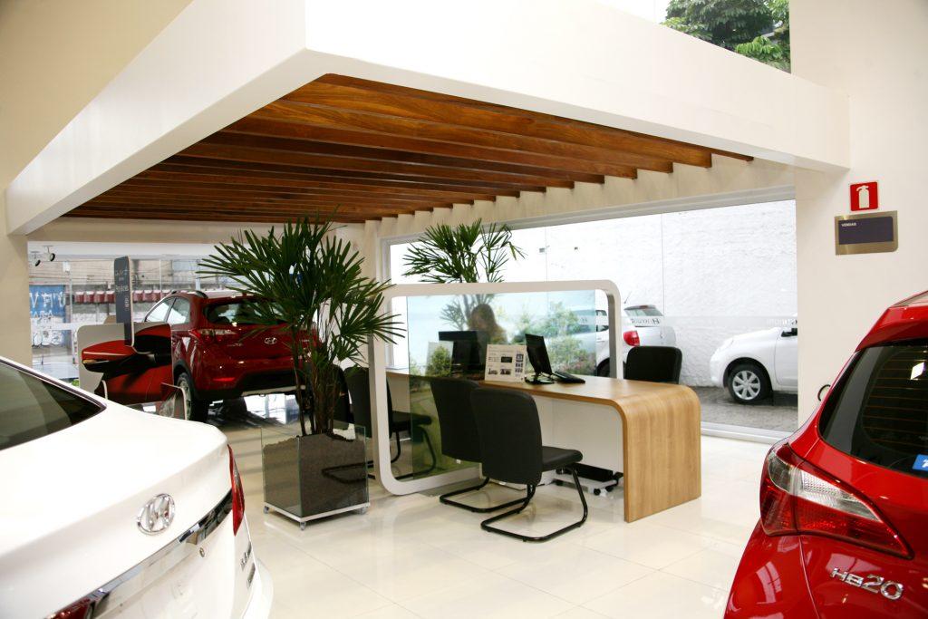 Hyundai, Av. Marquês de São Vicente, São Paulo/SP